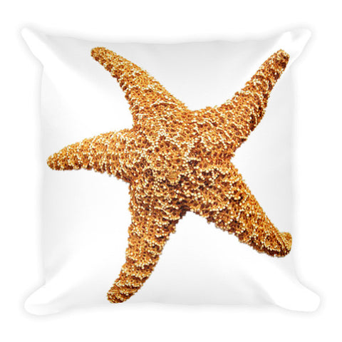 Starfish Pillow