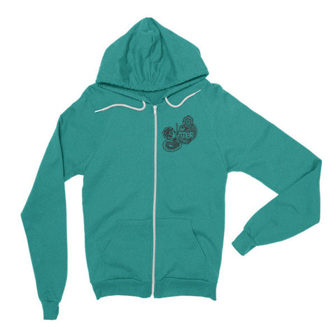Figure Skater Zen Tangle Hoodie