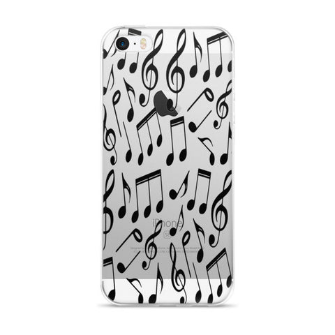Music Note iPhone Cases