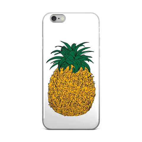 Pineapple Graphic Phone  Case-Includes Shipping