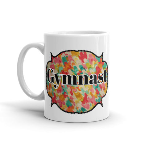 Gymnast  Coffee Cups