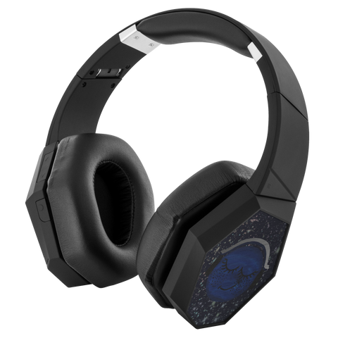 Listening to My Neptunes by Hxlxynxchxle- Wrapsody Wireless Bluetooth Headphones