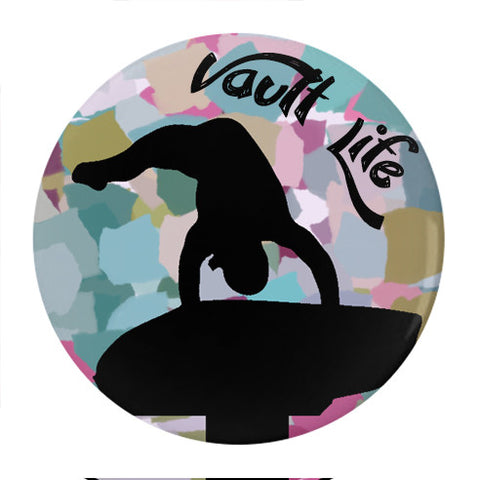 Vault Life - Pin/Buttons in Various Sizes
