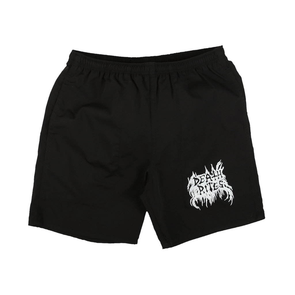 BM Bootleg Shorts Black