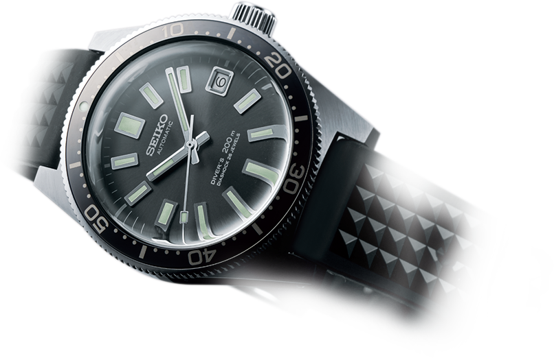 Was Seiko 62MAS-010 the first Seiko diver's watch?