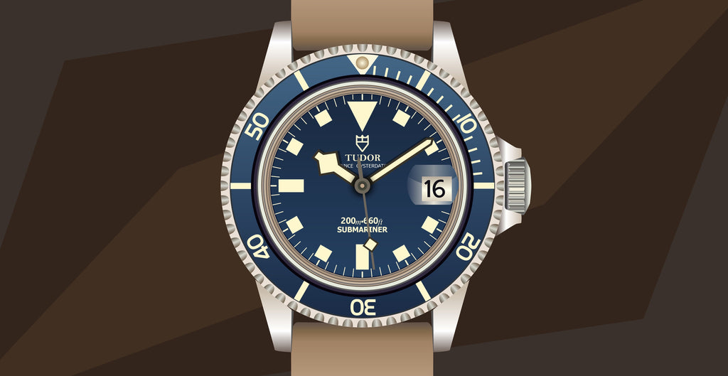 "The Tudor ""Snowflake"" Submariner Collector's Guide"