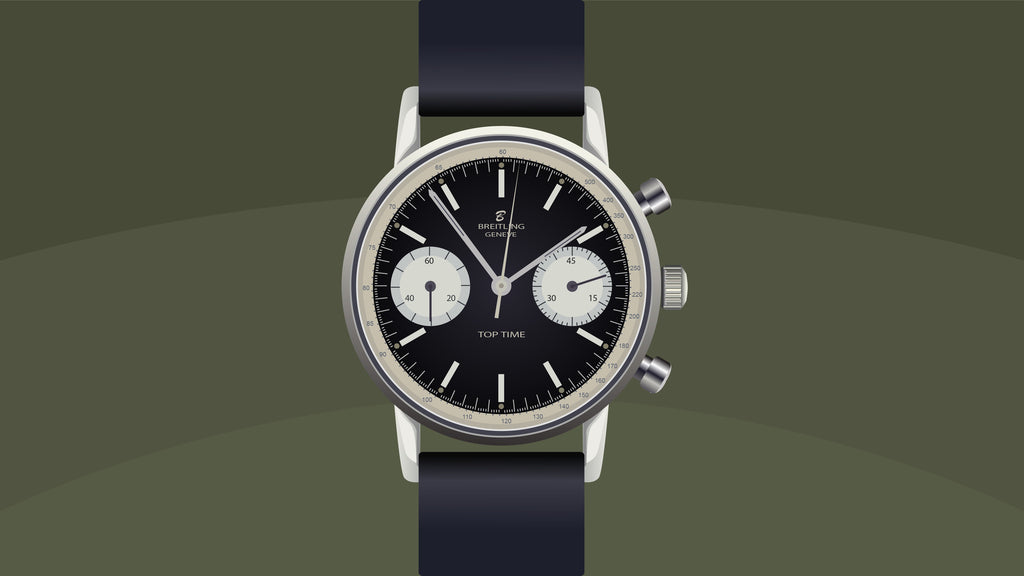The Breitling Top Time Collector S Guide Thespringbar