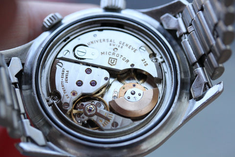 polerouter sub 215 movement