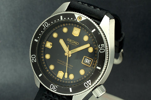 Was Seiko 62MAS-010 the first Seiko diver's watch