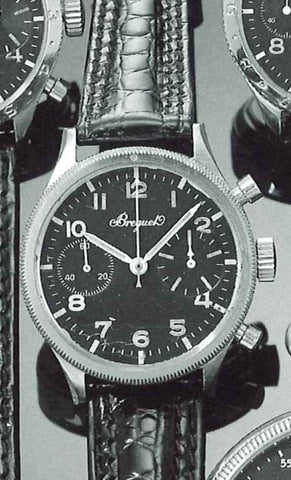 Breguet Type XX Issue number 157, case number 3967