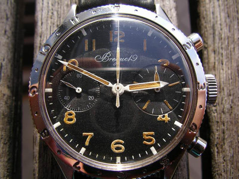Breguet Type XX Issue number 39x case number 419x