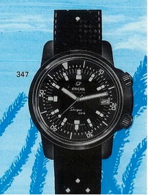 Enicar Sherpa Diver: OPS catalogue scan