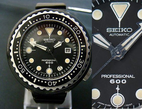 Image result for Replica Seiko 6159 Tuna original