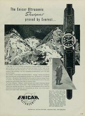 Everest ad campaign for the Sherpa