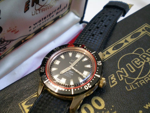 Late 50s Enicar Sherpa Diver