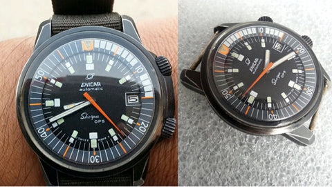 Enicar Sherpa Diver: OPS Mark II 2