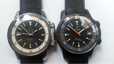 Enicar Sherpa Diver: Ultradive and OPS