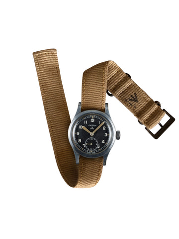 Lemania w.W.w. on A.F.0210. strap