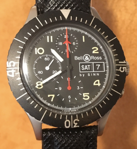 Bell and ross by Sinn