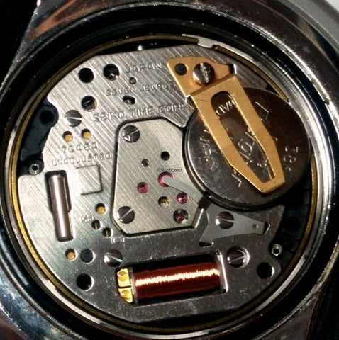 Seiko 7C46 movement
