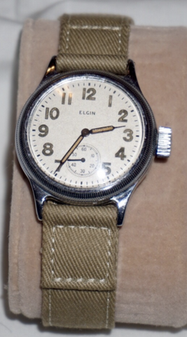 Elgin a-11 unissued