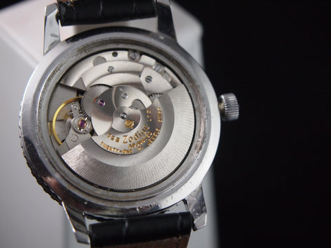 72B movement zodiac
