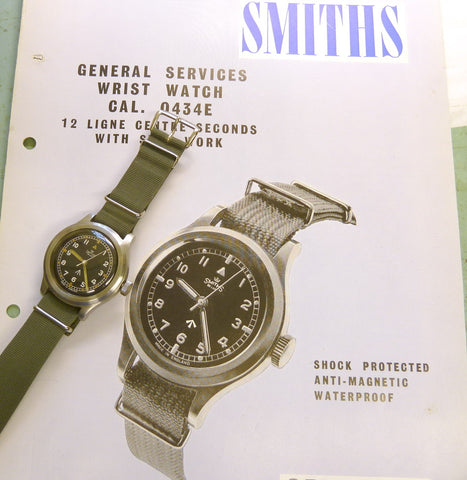 Smiths General service