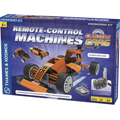 Thames Kosmos Remote-Control Machines: Custom Cars, Age 8+