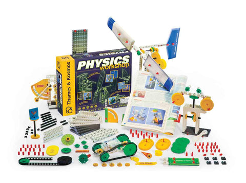 Thames Kosmos Physics Workshop, Age 8+
