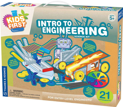 Thames Kosmos Intro To Engineering, Age 5+
