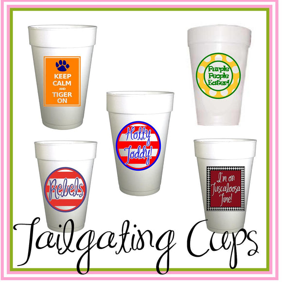 Tailgating Cups