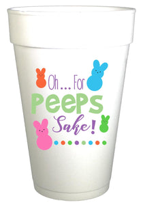 Peeps Sake Easter Party Cups