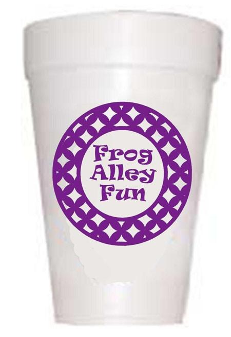 frog alley fun cups