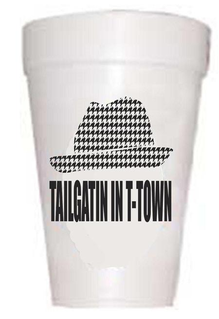 AL Ttown Cups - Preppy Mama