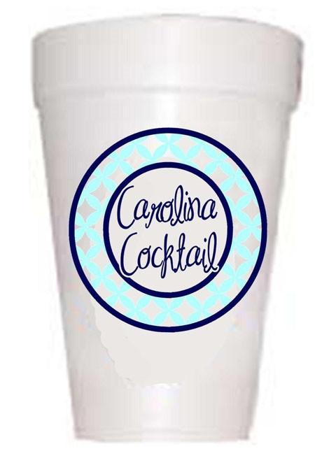 carolina cocktail cups
