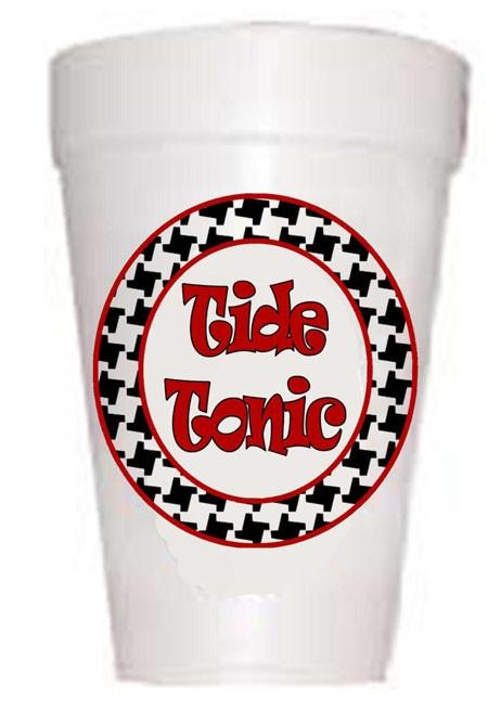 AL Tonic Cups - Preppy Mama