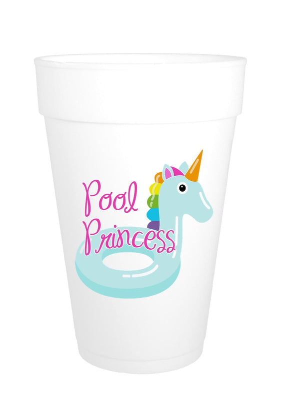 pool party unicorn