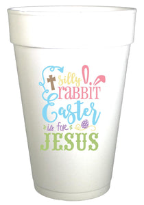 Silly Rabbit Easter Party Cups