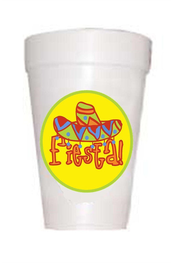 fiesta party cup