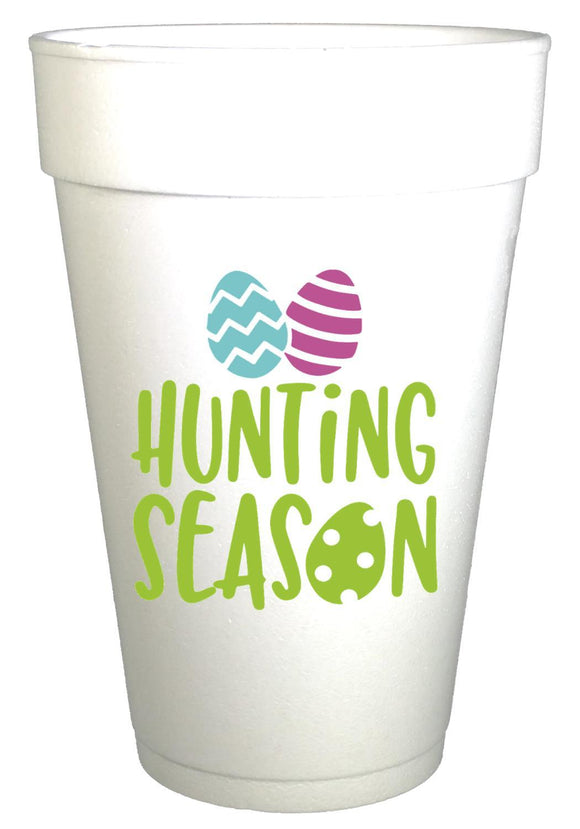 Easter Egg Hunt Easter Party Cups