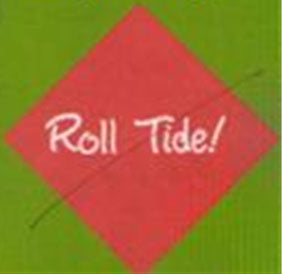 Roll Tide Napkins