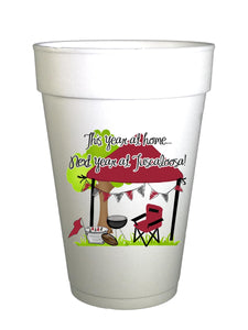 Alabama Home Gating Cups