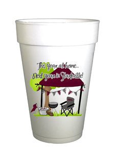 MSU Homegating Cups