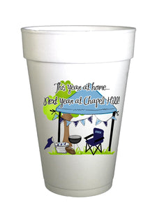 UNC Homegating Cups