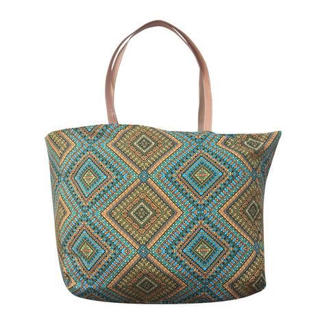 Tribal Beach Bag
