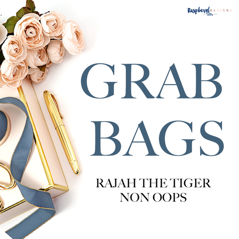 GRAB BAG - NON OOPS - Rajah The Tiger