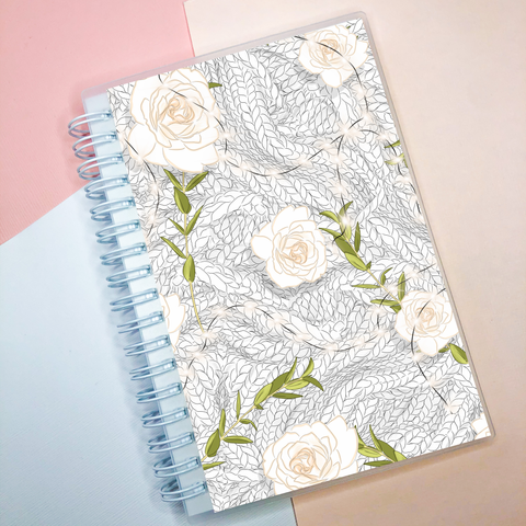 Reusable Sticker Album - Rose + Thyme
