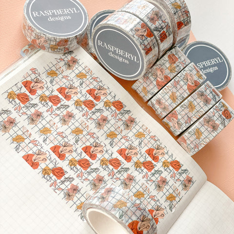 Hobonichi Weeks Basic Foil - Rainbow