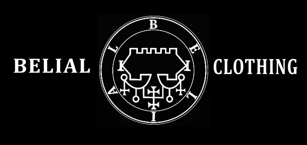 Gift Card Occult Satanic Belial Clothing