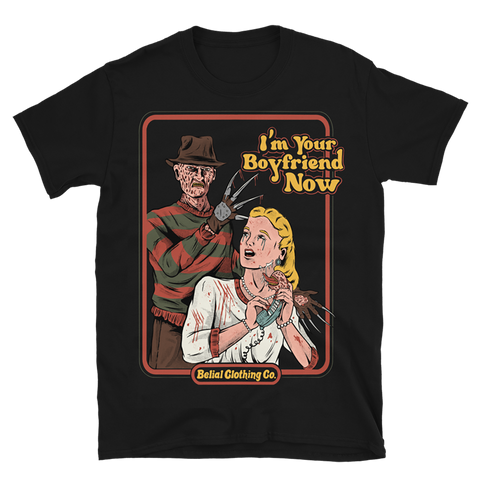 Freddy Short-Sleeve Unisex T-Shirt